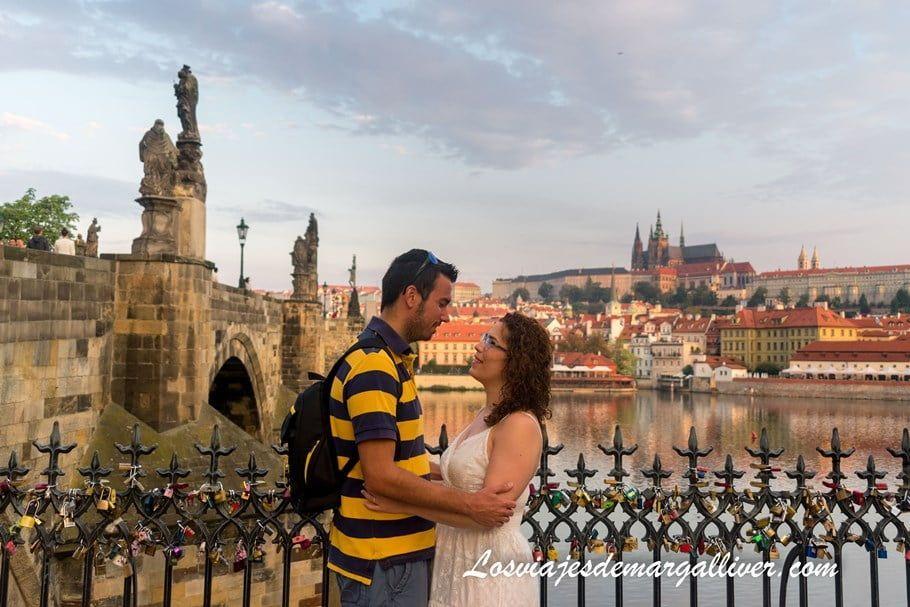 Praga, una de las ciudades más románticas de Europa y del mundo - Los viajes de Margalliver