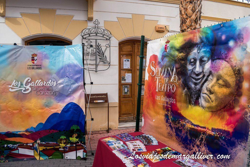 Semana del Teatro en los gallardos - Los viajes de Margalliver