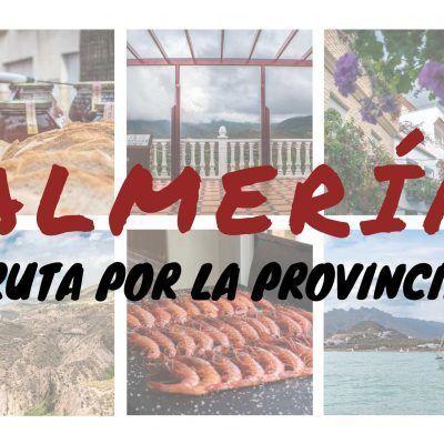 Ruta por los pueblos de Almería, la provincia en un fin de semana