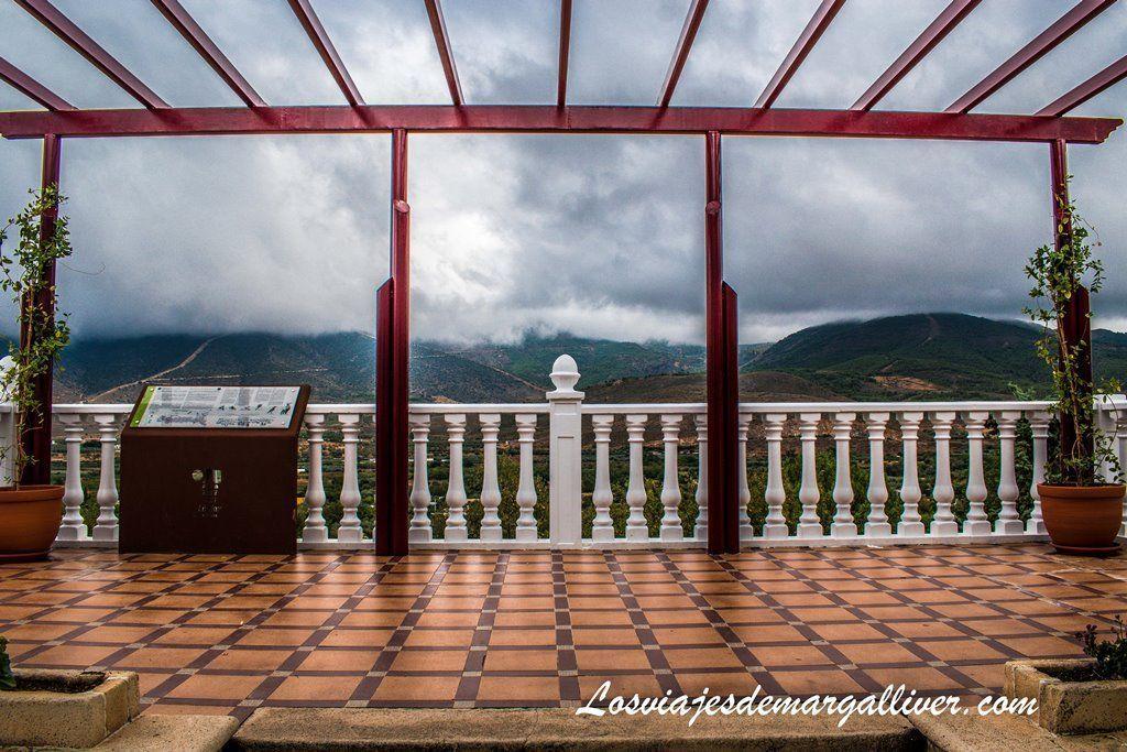 Mirador de Laujar, ruta por los pueblos de Almería - Los viajes de Margalliver