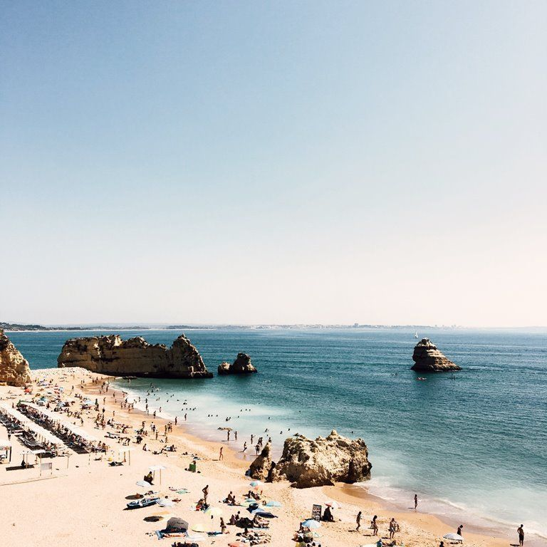 playa en el Alentejo - Los viajes de Margalliver