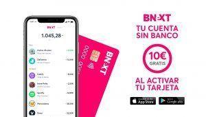 Bnext, tu tarjeta para sacar dinero en el extranjero - Los viajes de Margalliver