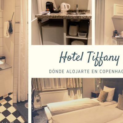Dónde alojarte en Copenhague: Hotel Tiffany