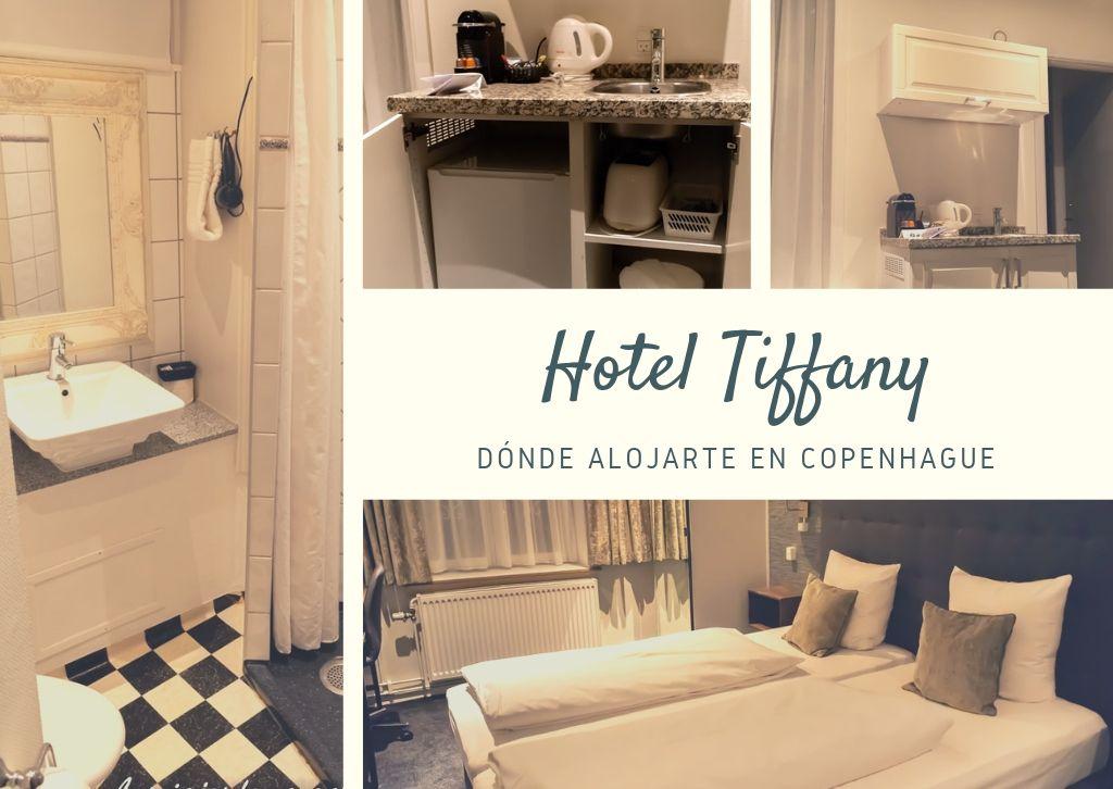 Dónde alojarte en Copenhague, Hotel Tiffany - los viajes de Margalliver