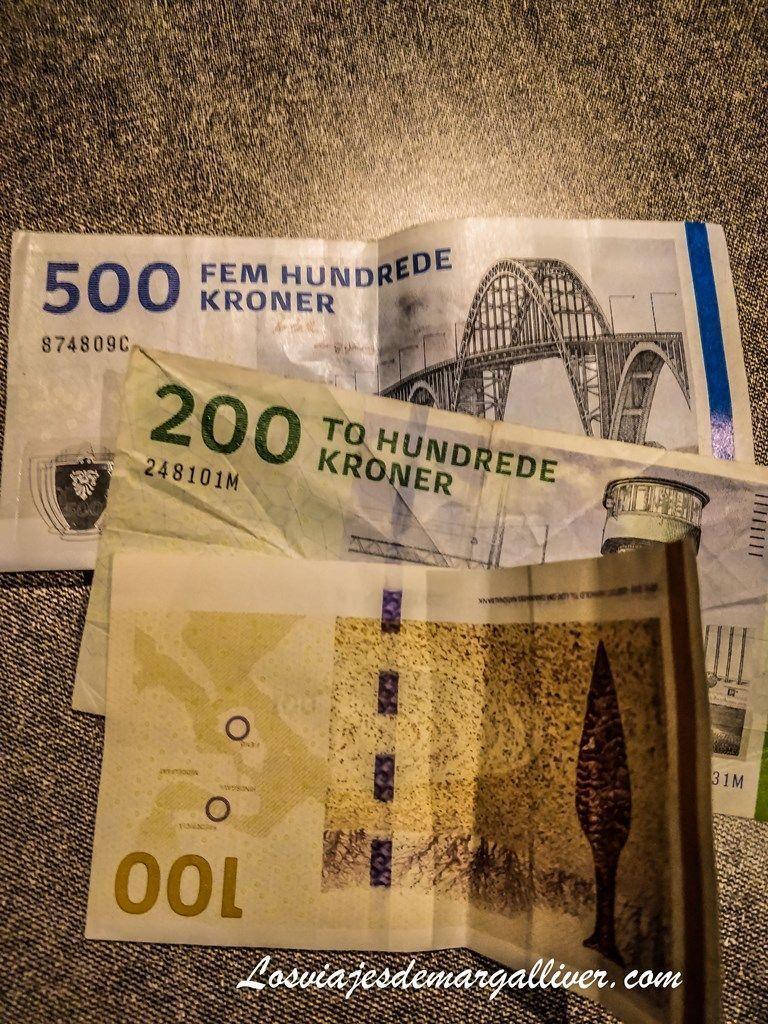 Coronas danesas, la moneda de Dinamarca - Los viajes de Margalliver