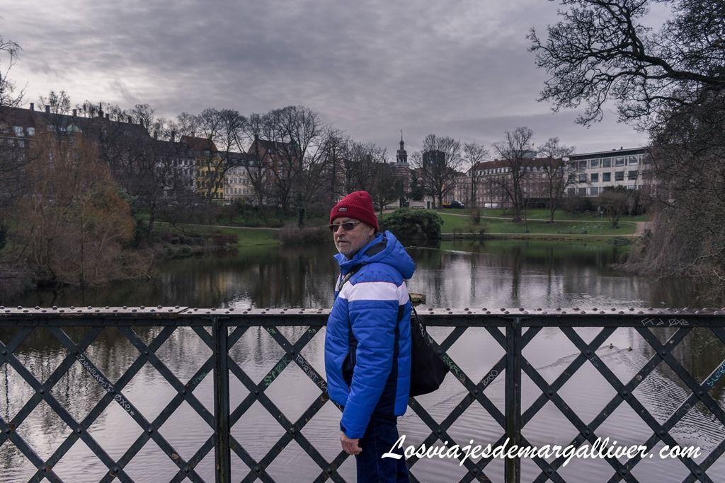 Ørstedsparken un bonito parque de camino al Castillo de Rosenborg - Los viajes de Margalliver
