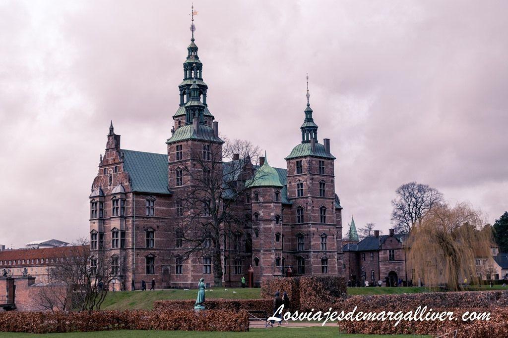 precios del palacio de Rosenborg en Copenhague - Los viajes de Margalliver
