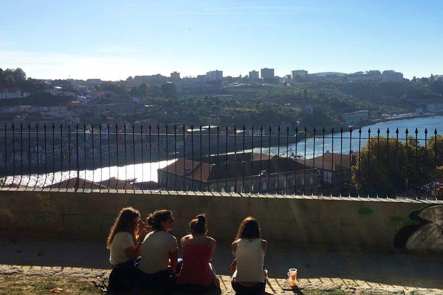 Mirador Das Virtudes, planes alternativos en Oporto - Los viajes de Margalliver