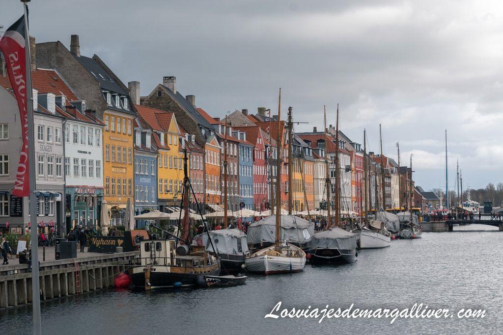 Nyhavn y su canal, que ver en Copenhague en 3 días