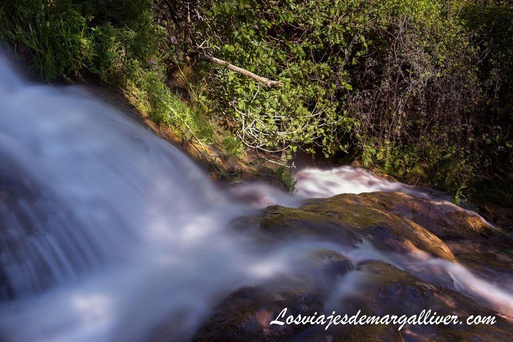 cascadas del Martinete en la sierra norte de Sevilla - Los viajes de Margalliver
