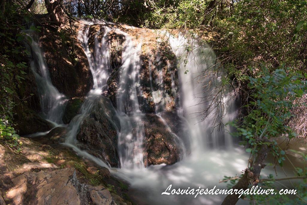cascadas del Martinete muy cerca de la cascada del Río Huéznar - Los viajes de Margalliver