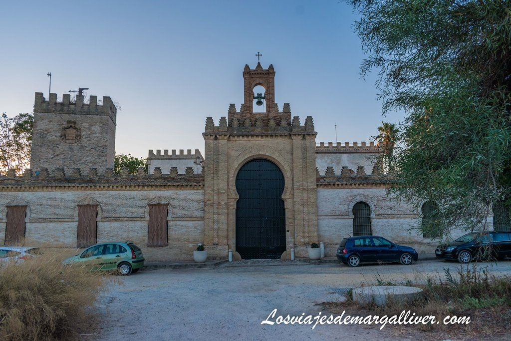 Hacienda de Talhara en Benacazón - Los Viajes de Margalliver