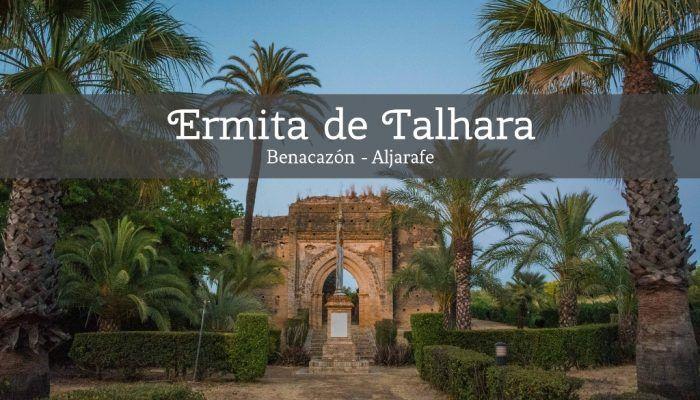 Visita a la Ermita de Talhara en Benacazón