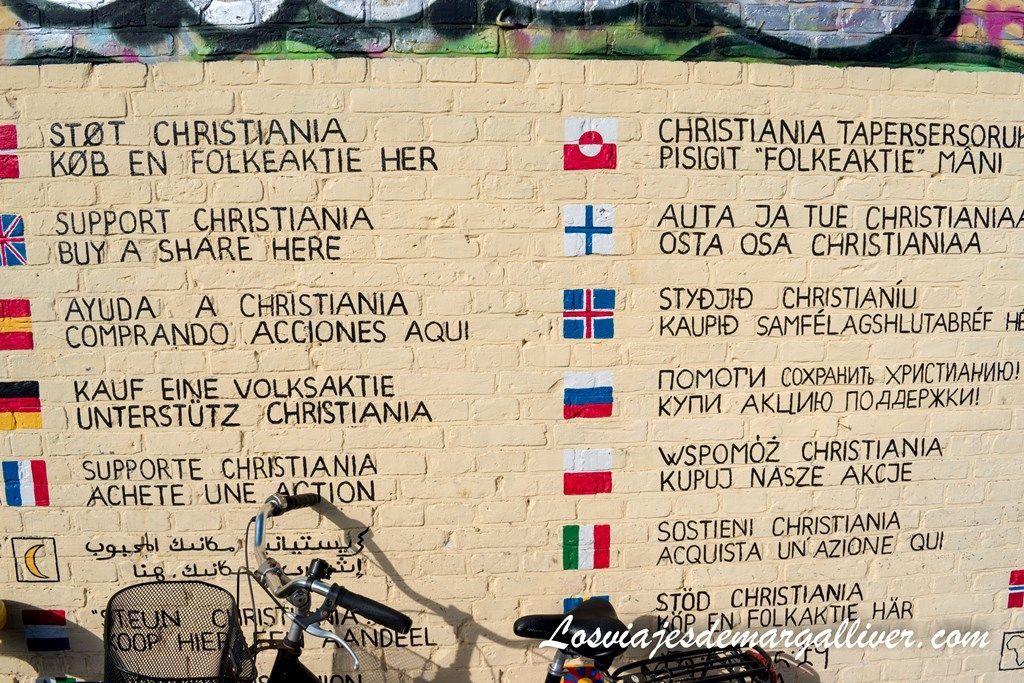 compra acciones de Cristiania en Copenhague - Los viajes de Margalliver