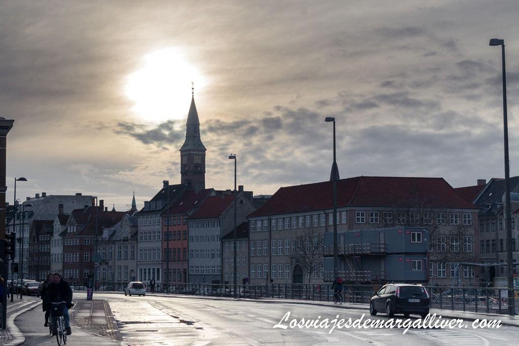 un día cualquiera en la ciudad de Copenhague - los viajes de Margalliver