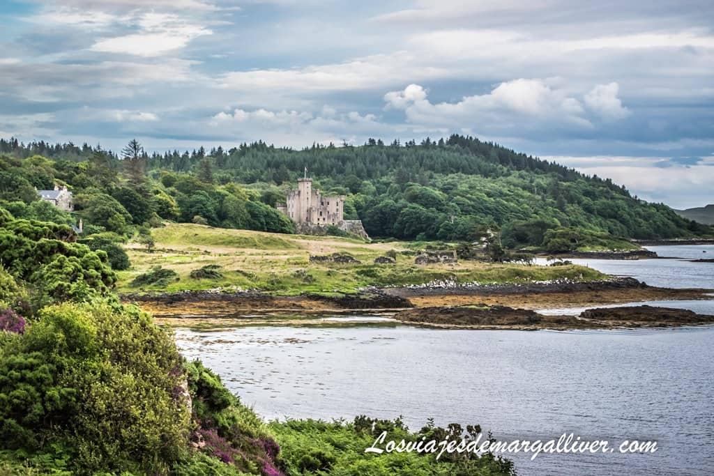 El castillo de Dunvegan del clan MacLeod, en la isla de Skye - Los viajes de Margalliver