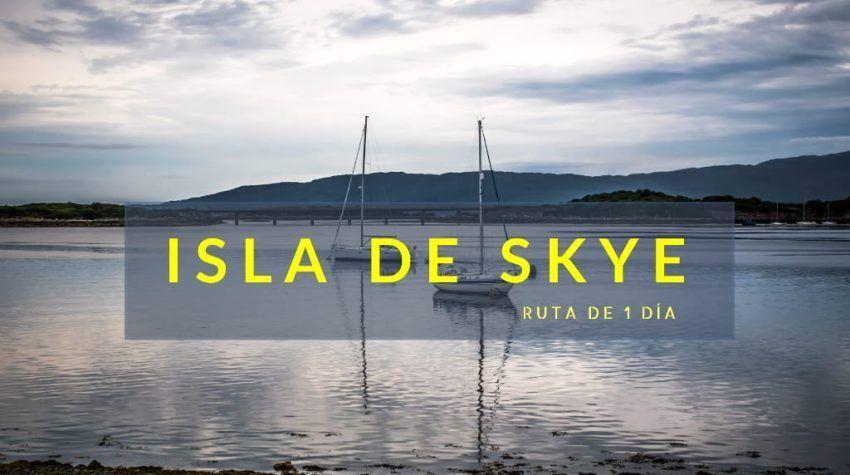 Ruta por la isla de Skye en un día - Los viajes de Margalliver