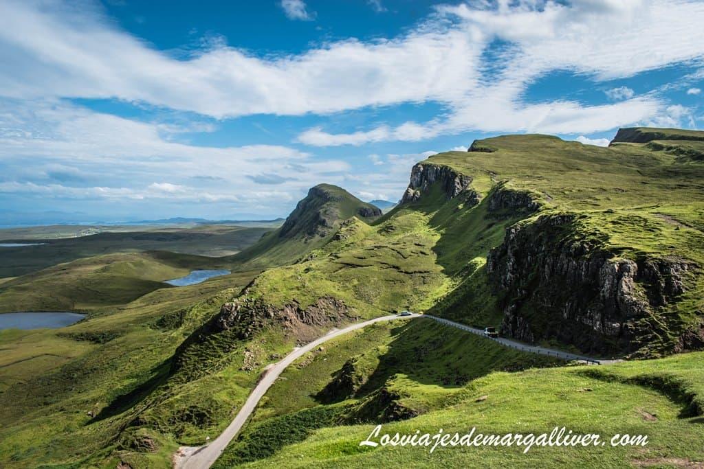 Quiraing, una maravilla de Escocia - Los viajes de Margalliver