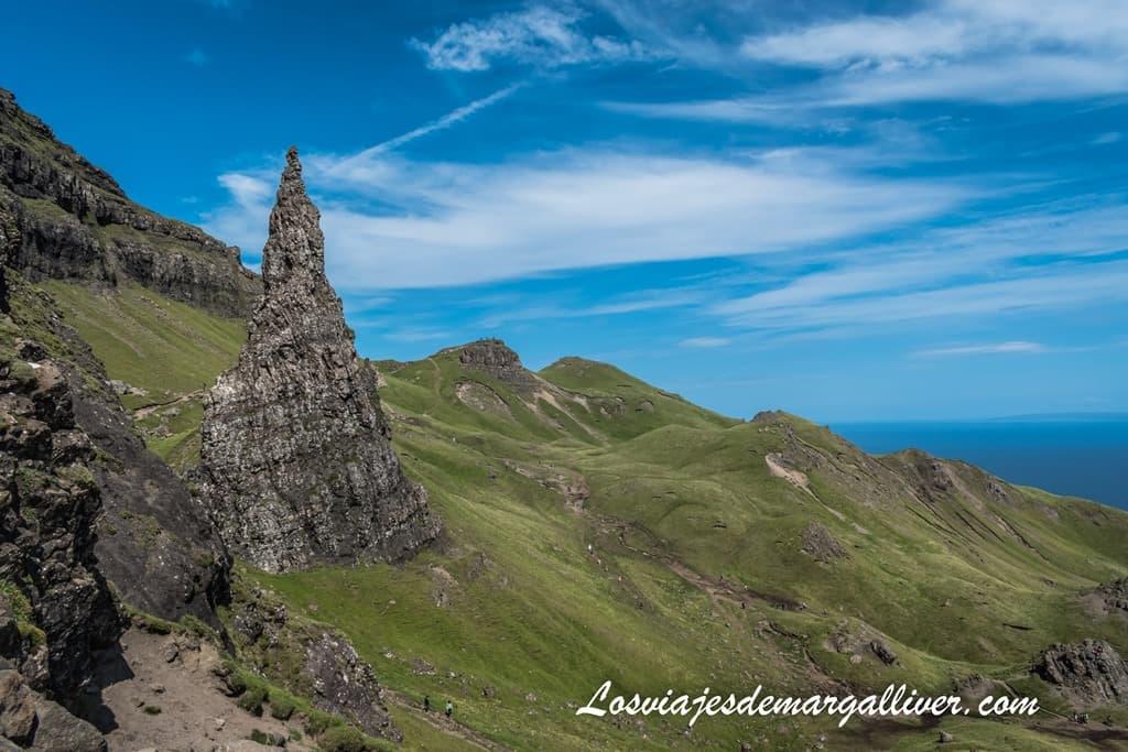 The Old Man of Storr en isla de Skye en un día - Los viajes de Margalliver