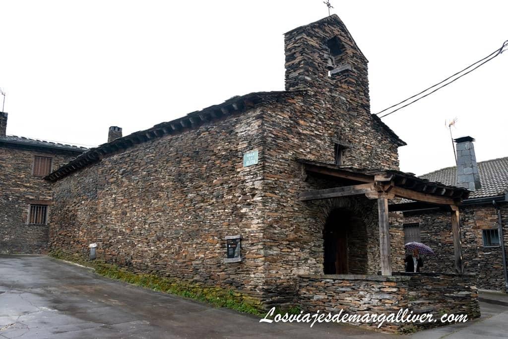 Iglesia de Campillejo - Los viajes de Margalliver