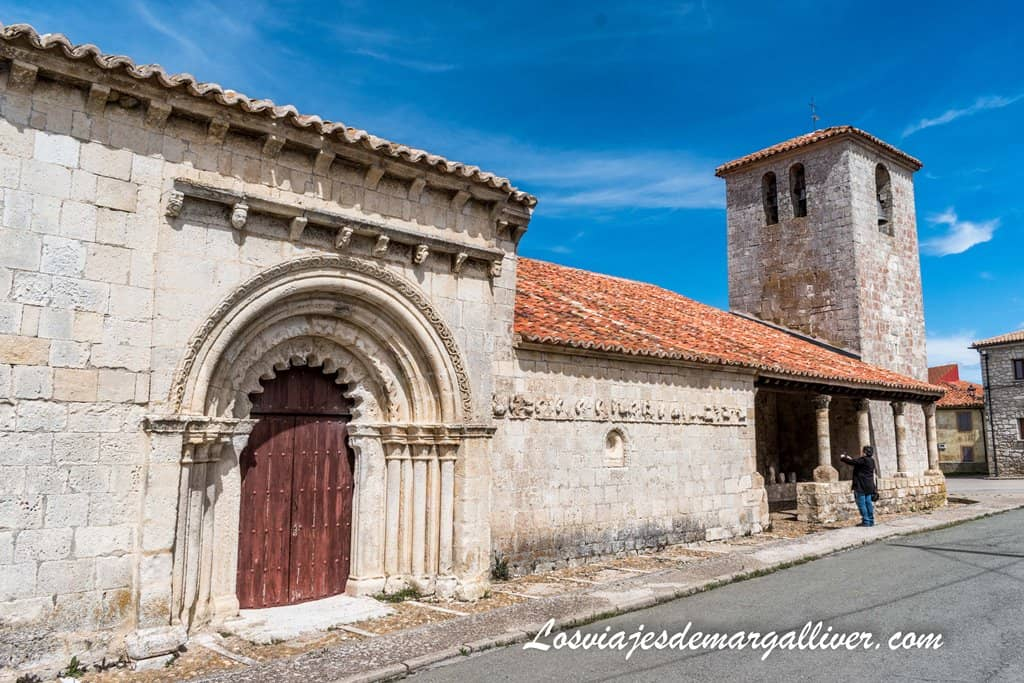 mensario de la iglesia de Campisábalos - Los viajes de Margalliver