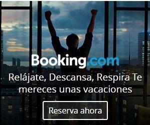 reserva hoteles con Booking - Los viajes de Margalliver