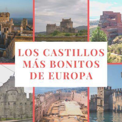 Los castillos más bonitos e impresionantes de Europa