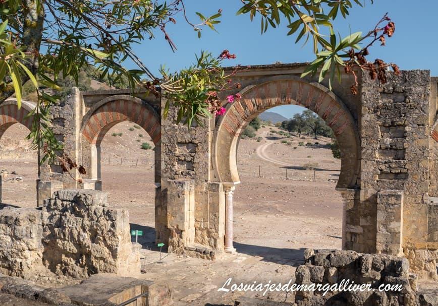 visitar Medina Azahara y su gran pórtico - Los viajes de Margalliver