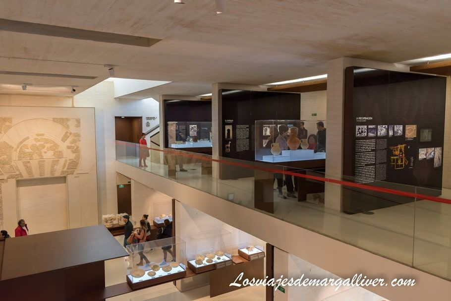 Museo del yacimiento de Medina Azahara en Córdoba - Los viajes de Margalliver