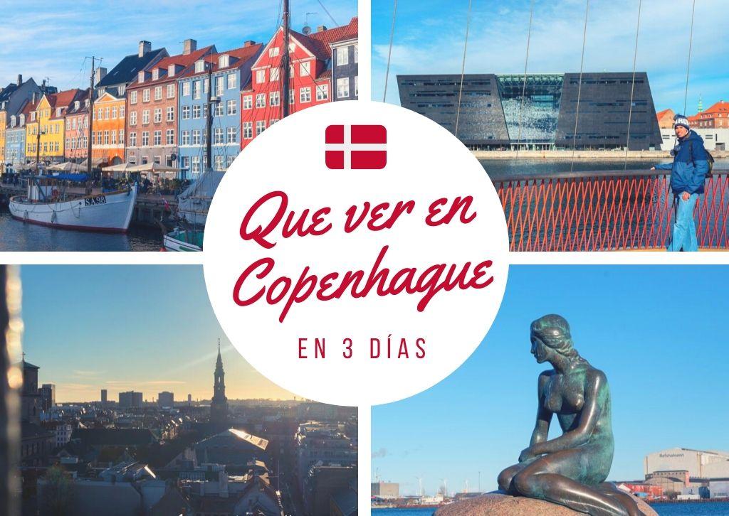 Que ver en Copenhague en 3 días - Los viajes de Margalliver