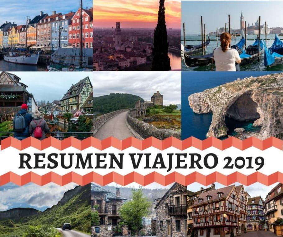 resumen viajero 2019 - Los viajes de Margalliver