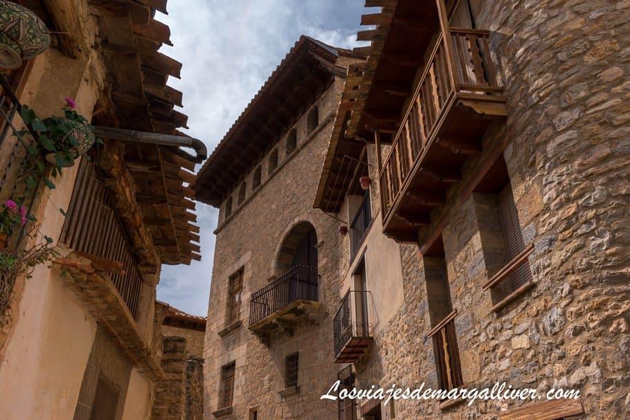 Mirambel, de los pueblos más bonitos de la provincia de Teruel - Los viajes de Margalliver