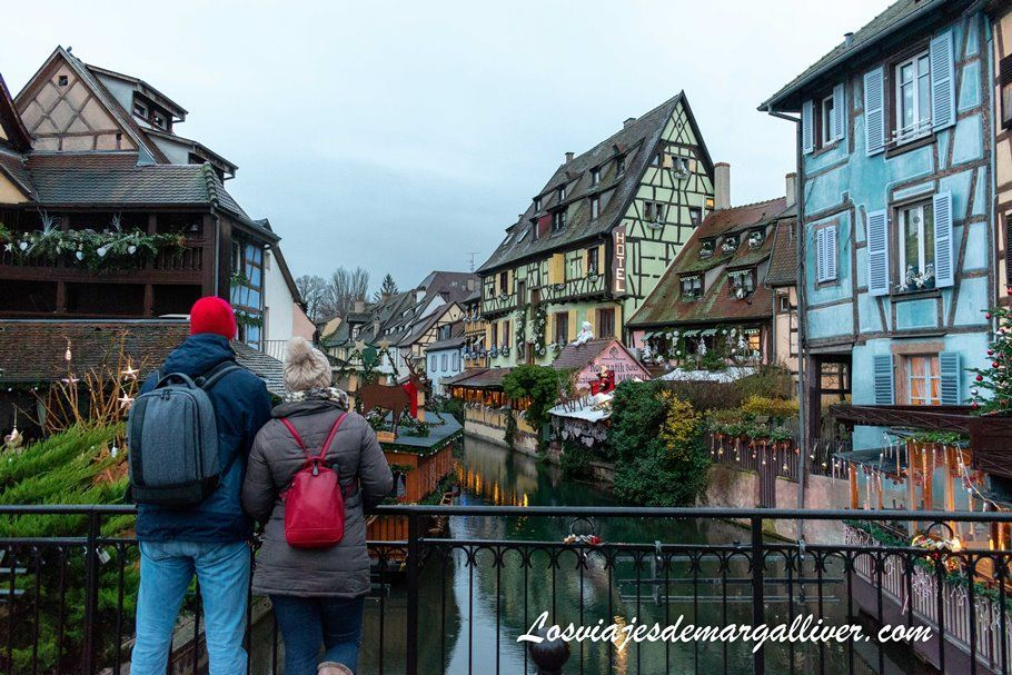 La Petit Venice en Colmar, uno de los rincones más famosos de esta bella ciudad - Los viajes de Margalliver