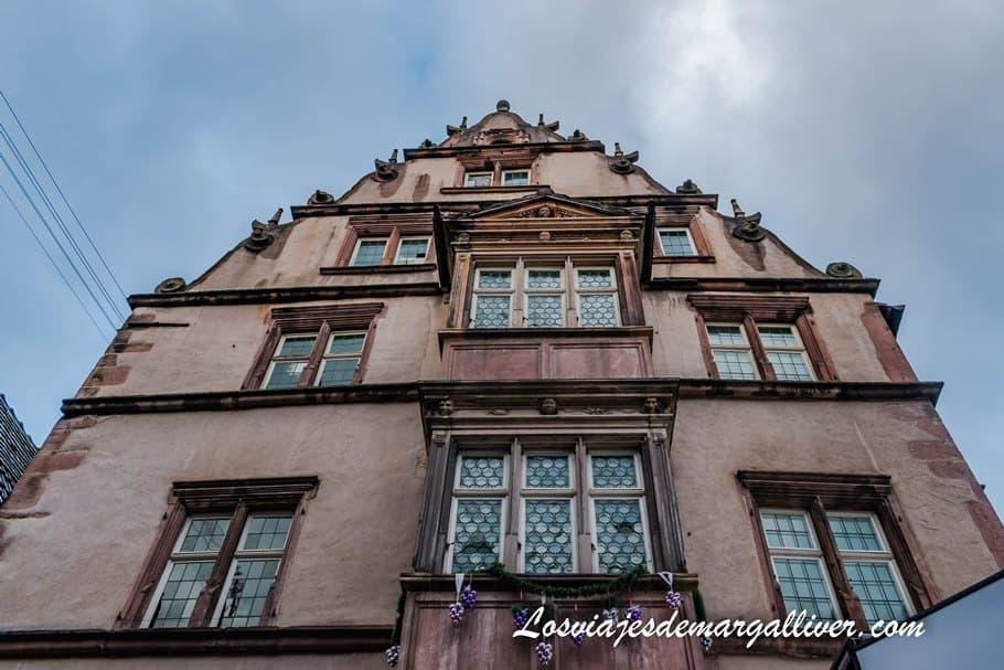 Casa Dissler en Rue de la Couronne, Riquewihr - Los viajes de Margalliver