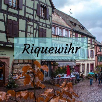 Riquewihr, ¿el pueblo de la Bella y la Bestia?