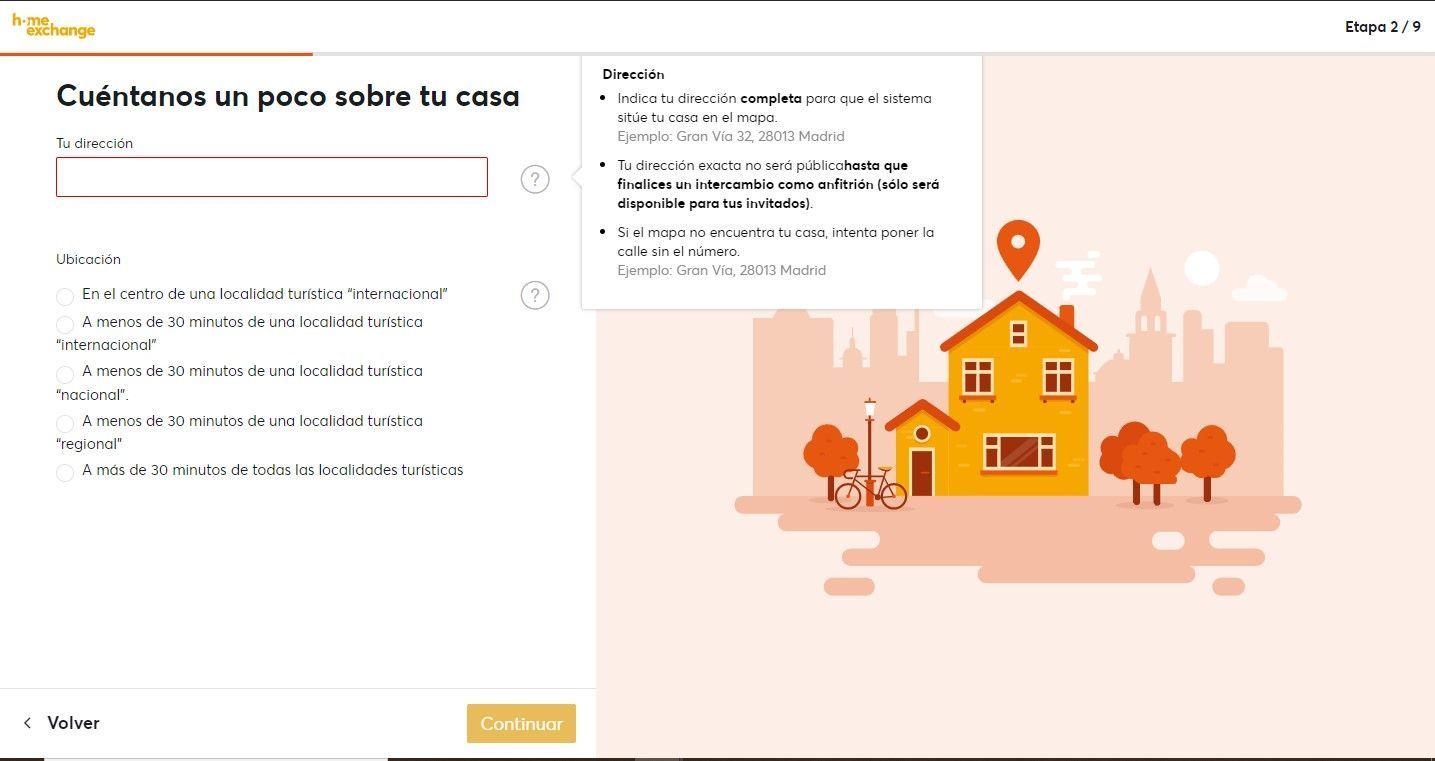 paso 2 registrarse en HomeExchange - Los viajes de Margalliver