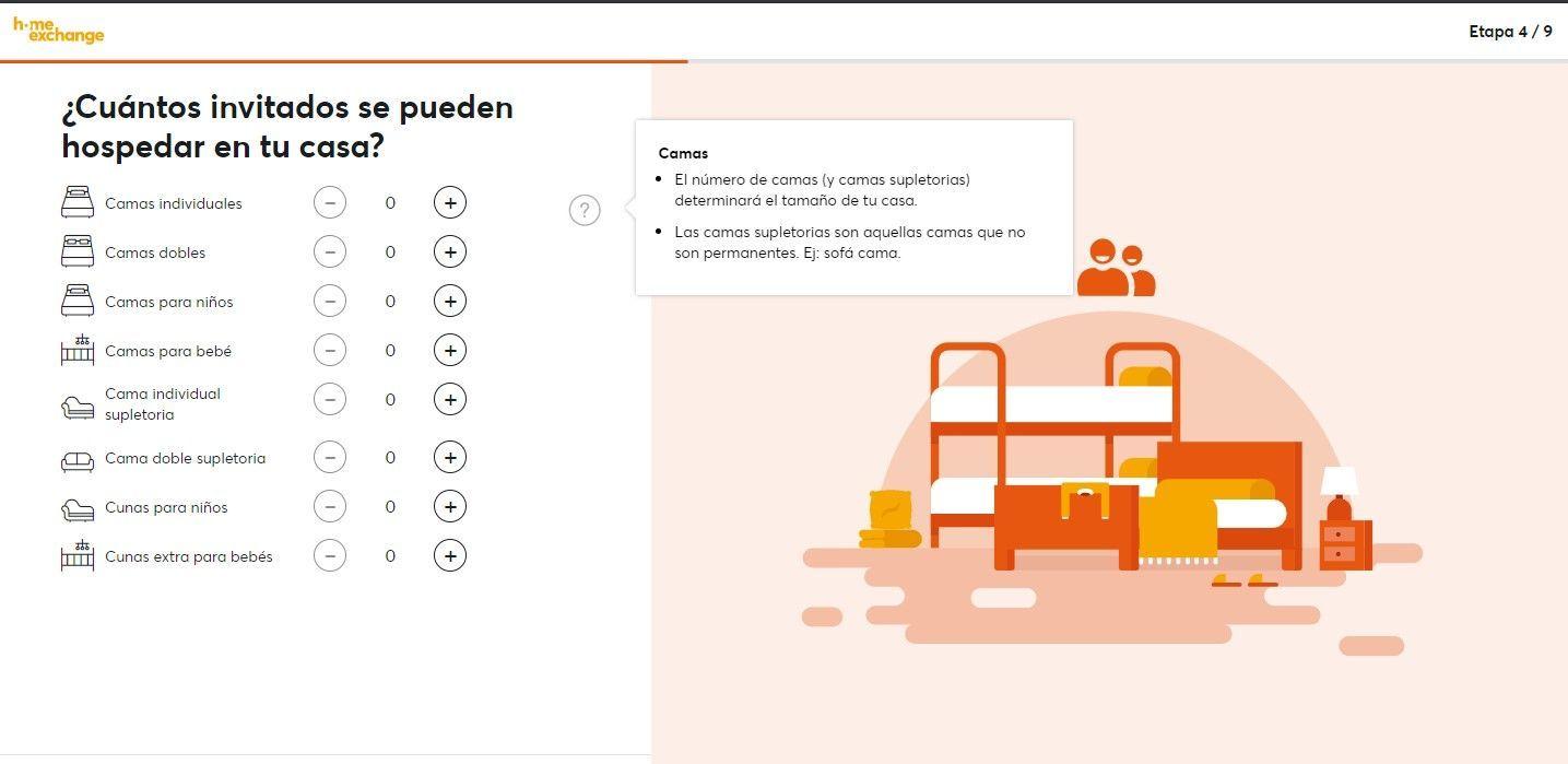 paso 4 registrarse en HomeExchange - Los viajes de Margalliver