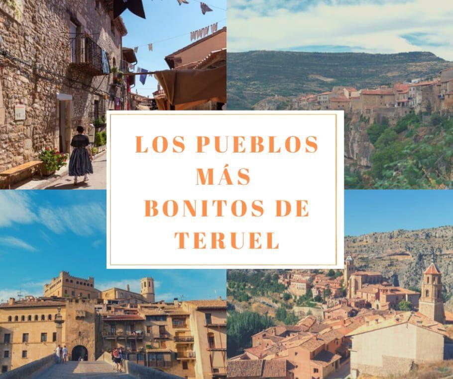 los pueblos más bonitos de Teruel provincia - los viajes de Margalliver