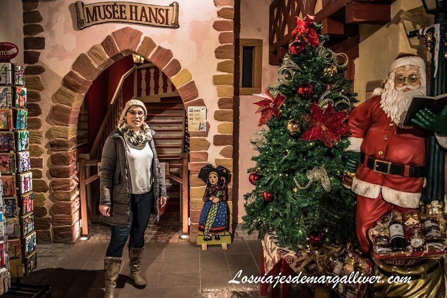 Museo Hansi, indispensable en tu visita a Colmar en la Alsacia - Los viajes de Margalliver