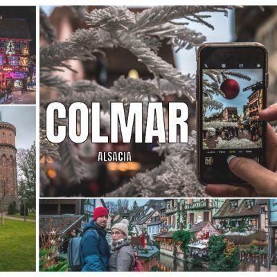 Qué ver en Colmar en un día, el corazón de la Alsacia