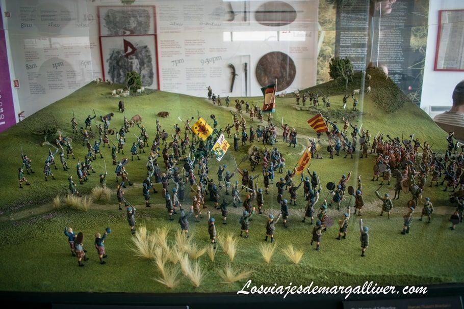 Centro de visitantes de Glenfinnan en Escocia - Los viajes de Margalliver