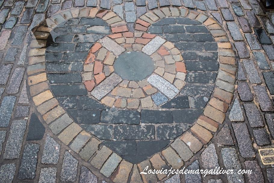 Corazón de Midlothian en Edimburgo - Los viajes de Margalliver