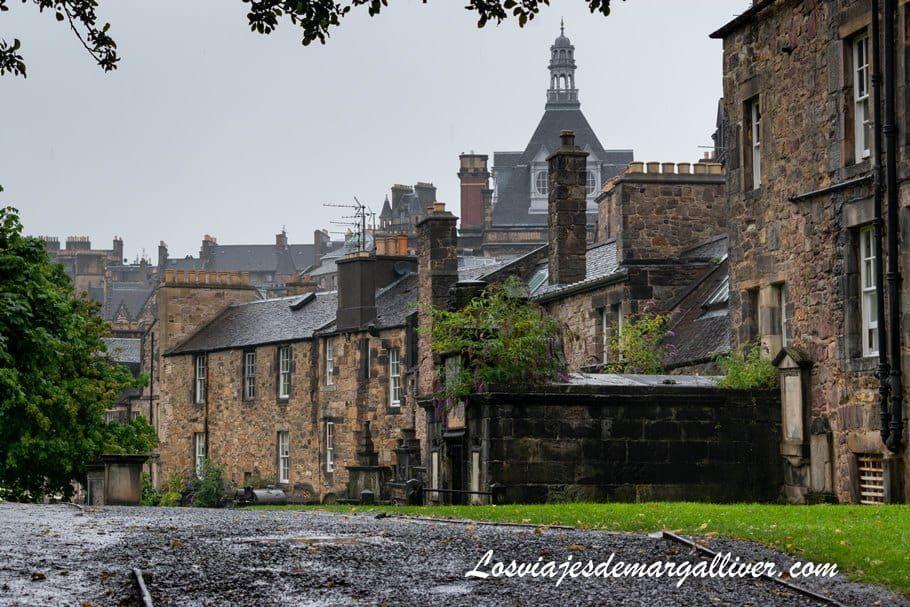 Cementerio de Greyfiars en Edimburgo - Los viajes de Margalliver