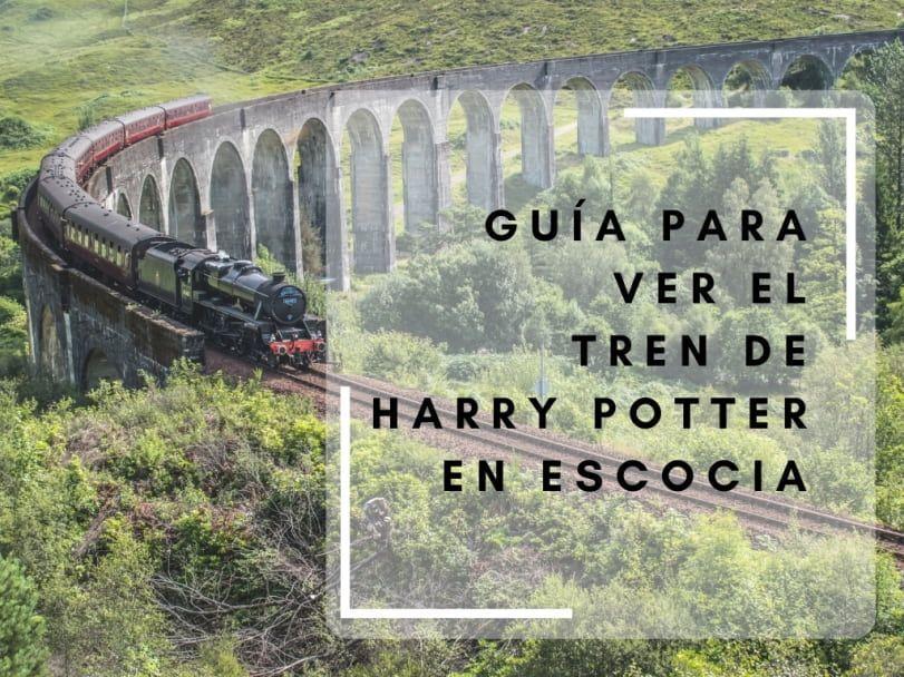 Tren de Harry Potter en Escocia - Los viajes de Margalliver