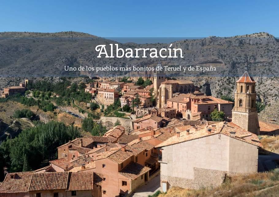 Qué ver en Albarracín, uno de los pueblos más bonitos de España - Los viajes de Margalliver