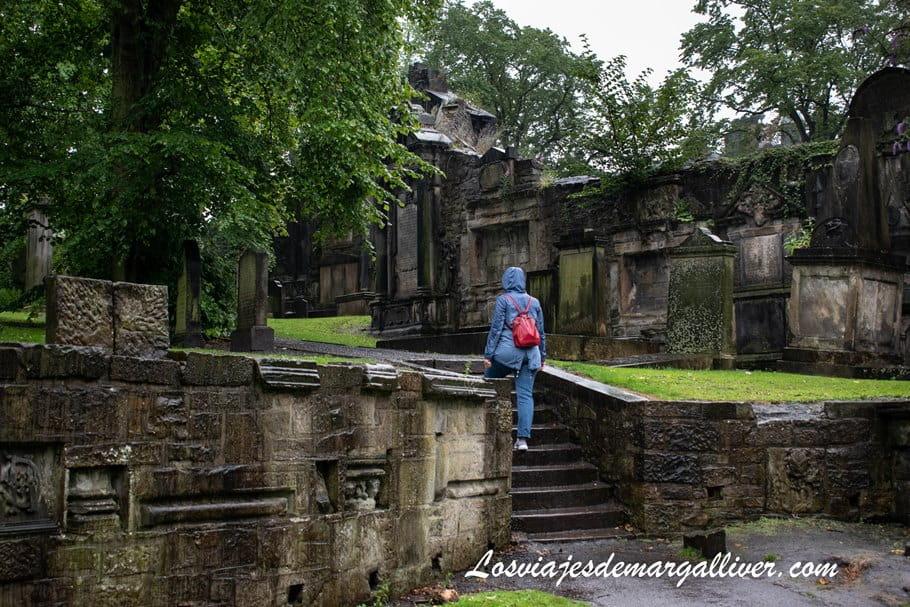 Tour de fantasmas por el cementerio de Greyfrias - Los viajes de Margalliver
