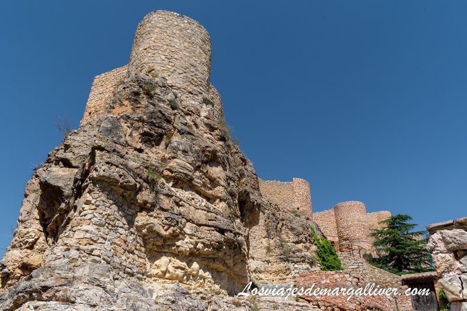 Alcázar de Albarracín, una de los imprescindibles que ver en Albarracín - Los viajes de Margalliver