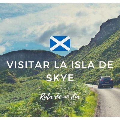 Visitar la isla de Skye en un día