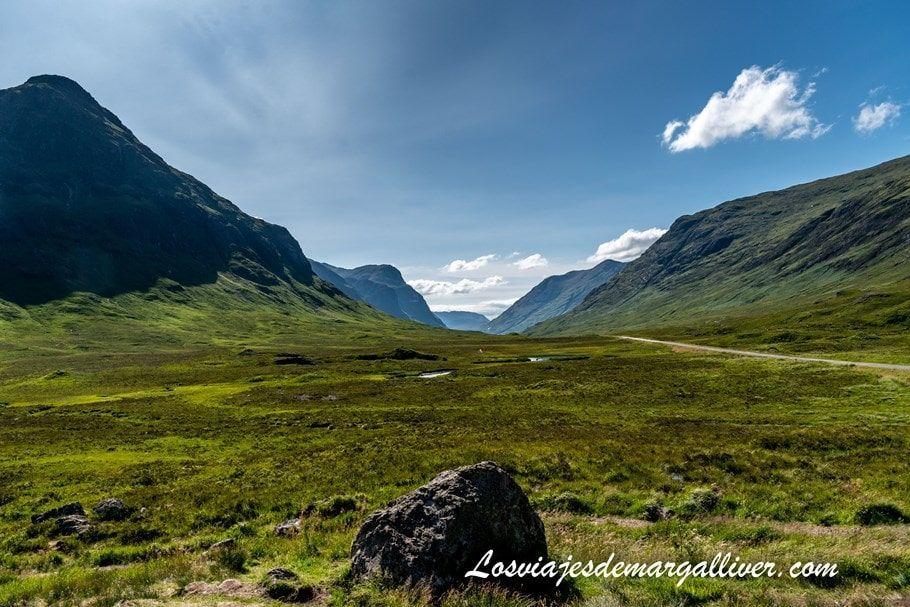 Glencoe y sus tres hermanas en Escocia - Los viajes de Margalliver
