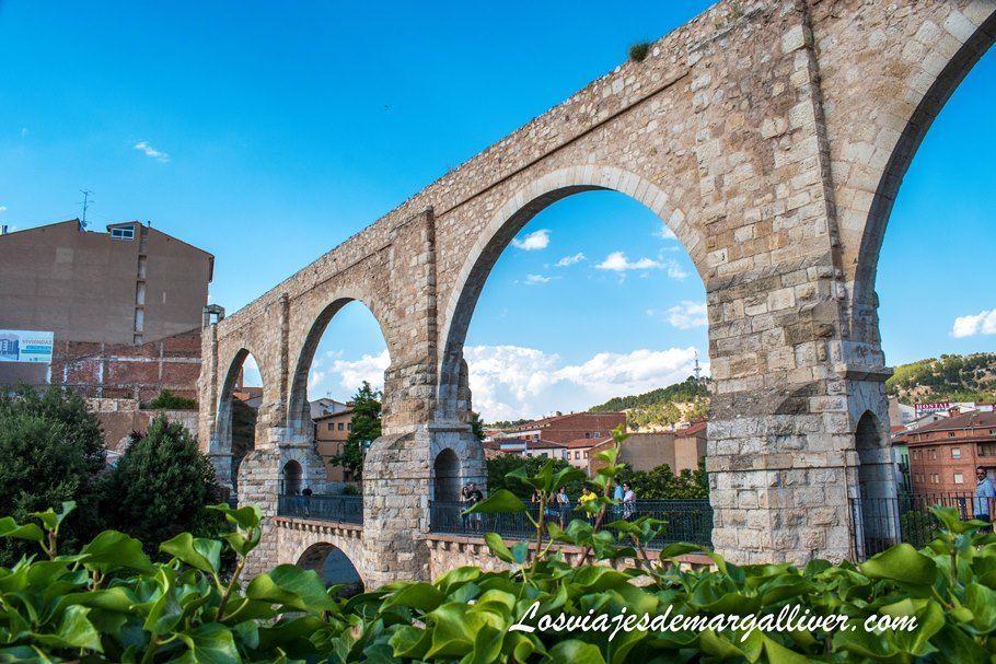 Acueducto de los Arcos en Teruel - Los viajes de Margalliver